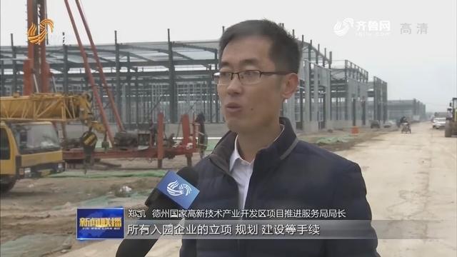 【动能转换看落实】禹城:营商新变化催生产业新格局