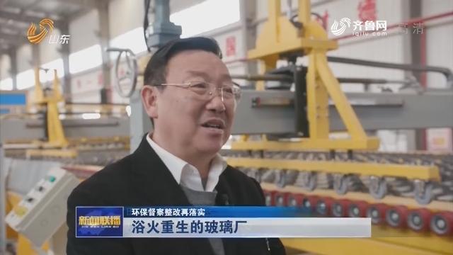 【环保督察整改再落实】浴火重生的玻璃厂
