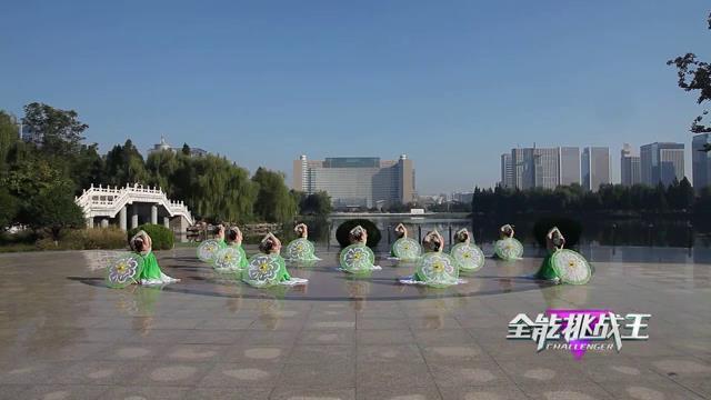 《全能挑战王》临沂市广场舞带头人联谊会表演《茉莉花开》