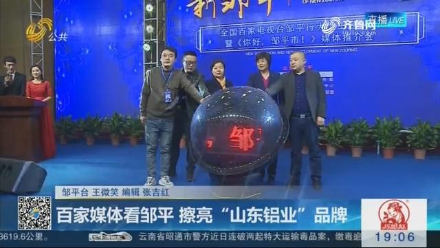 """百家媒体看邹平 擦亮""""山东铝业""""品牌"""