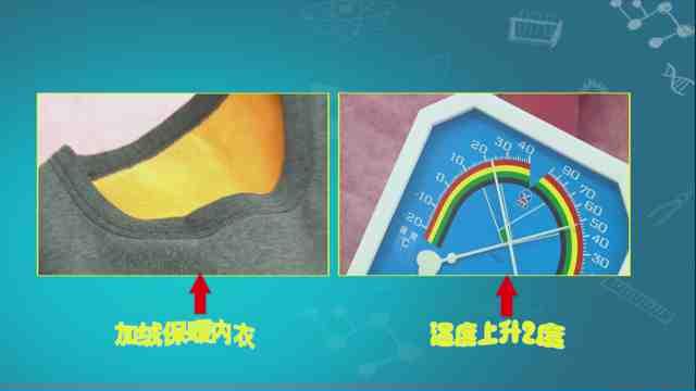 《生活大求真》:自发热内衣靠谱吗?一个实验告诉你!