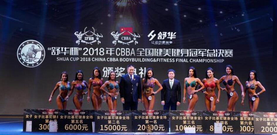 2018舒华杯全国健美健身冠军总决赛圆满收官