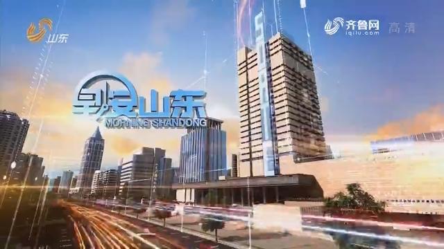 2019年01月16日早安山东完整版