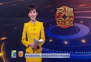 【齐鲁金融】潍坊五板资本市场:深耕基层资本市场 助力小微企业发展《齐鲁金融》20190116播出