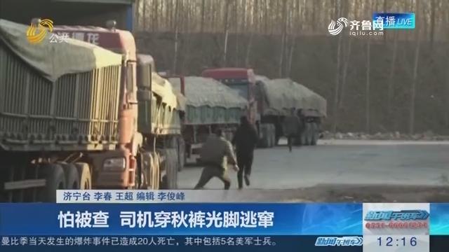 济宁:16辆超载车藏匿物流园遭查处