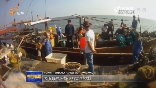 【聚焦扫黑除恶专项斗争】潍坊警方打掉一海霸涉黑组织