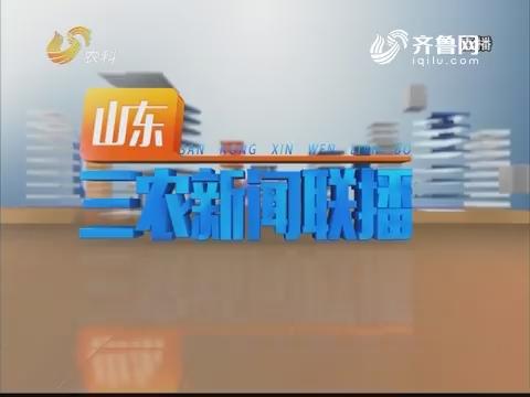 2019年01月21日《山东三农新闻联播》完整版