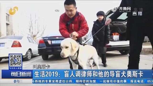 生活2019:盲人调律师和他的导盲犬奥斯卡
