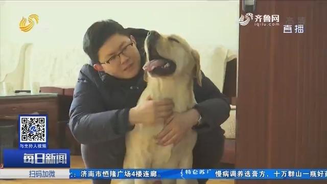 青岛:屋中突遭停水 原来是因为养狗