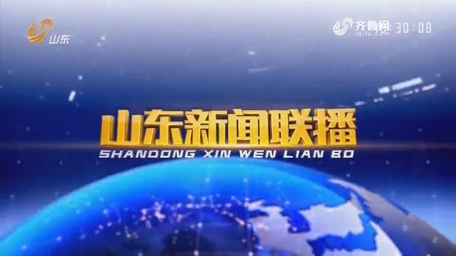 2019年02月14日山东新闻联播完整版