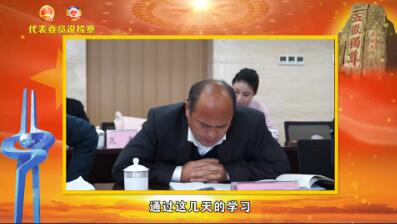代表委员说检察15