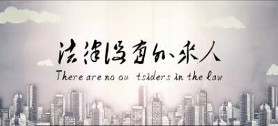 十佳微电影:阳谷法院 法律没有外来人