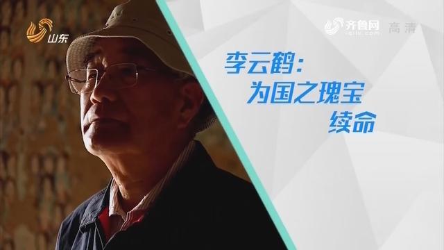 20190302完备版|李云鹤:为国之宝贝续命