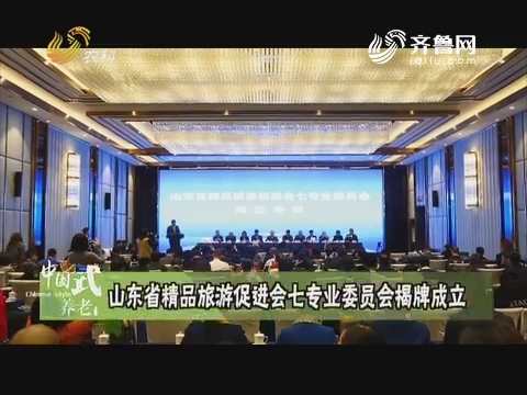 山东省佳构旅游促进会七专业委员会揭牌建立