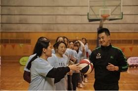 篮球西席师资培训走进幼儿园