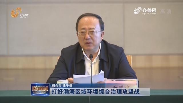 打好渤海区域环境综合治理攻坚战