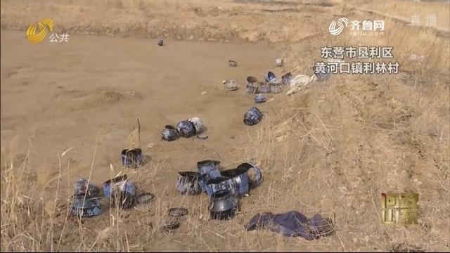 【问政山东】固体废弃物处置惩罚题目