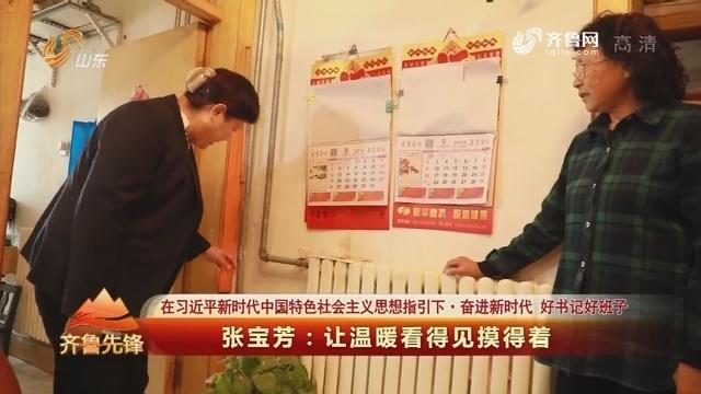 20190317《齐鲁先锋》:在习近平新时代中国特色社会主义思想指引下·奋进新时代 好书记好班子 张宝芳——让温暖看得见摸得着