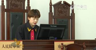 《法院在线》03-16:《 刘伟:以柔情讲法理  年审结案件650件 》