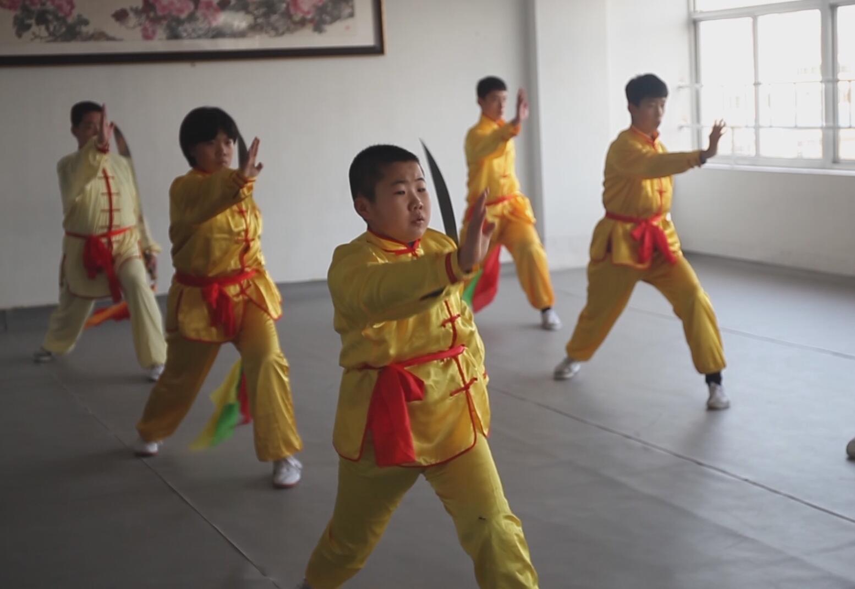 非遗螳螂拳:传承文明  强健群众