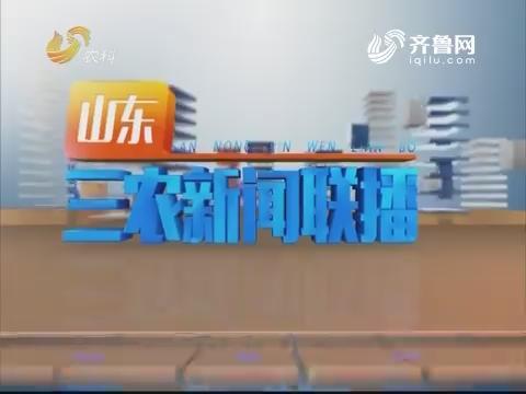 2019年03月21日《山东三农新闻联播》完整版