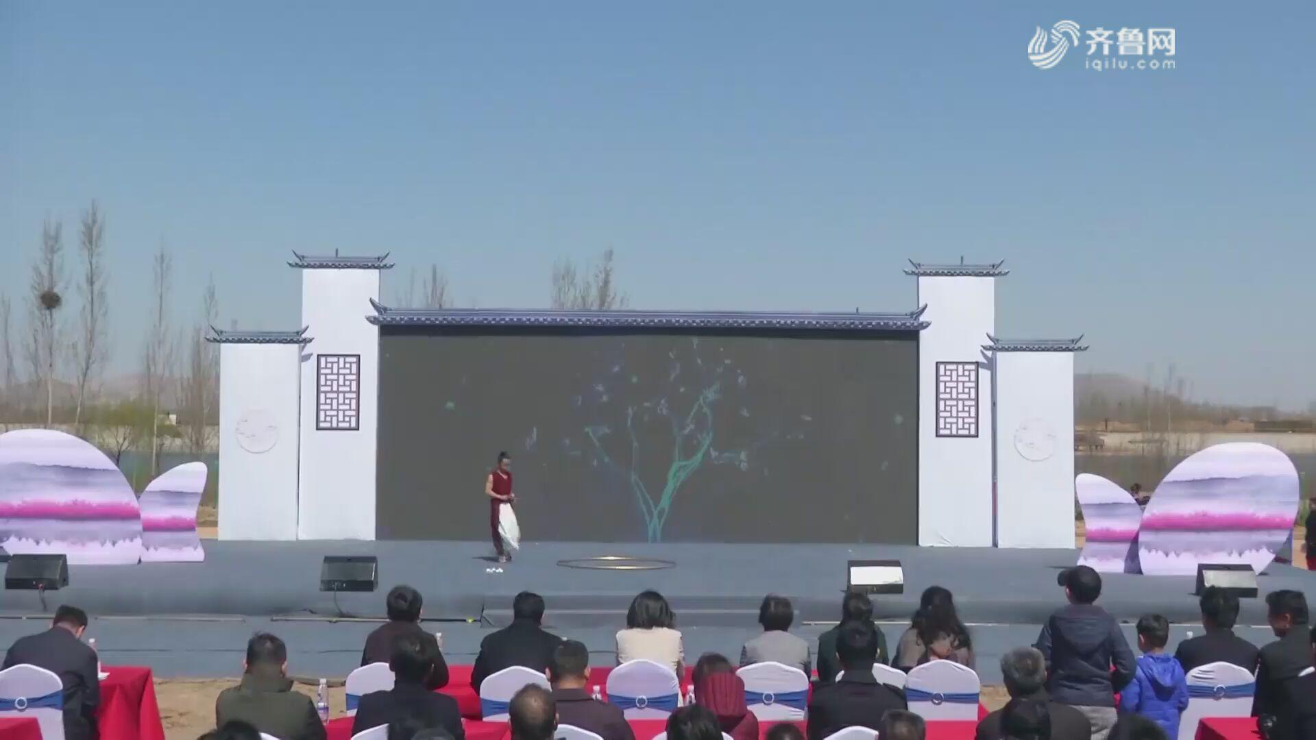 杂技《水晶球环之舞》——十里桃花醉桃源·大束镇葛炉山第三届雲梦桃源桃花节