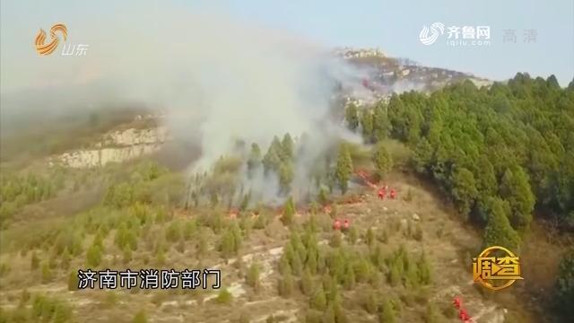 调查:春季防火 严阵以待