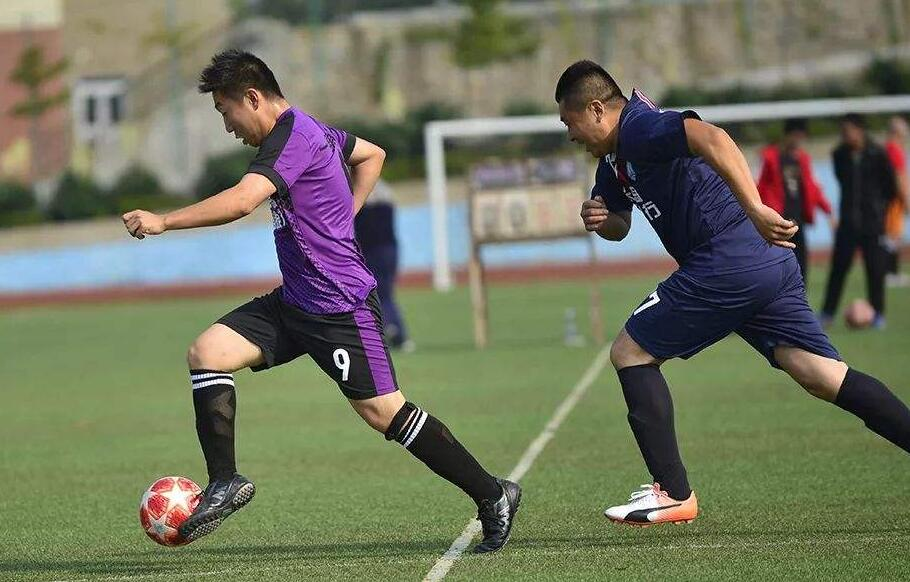 烟台长岛举办第二届足球联赛