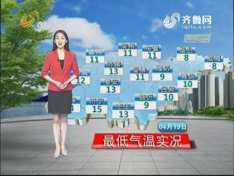 看天气:未来三天天气详情