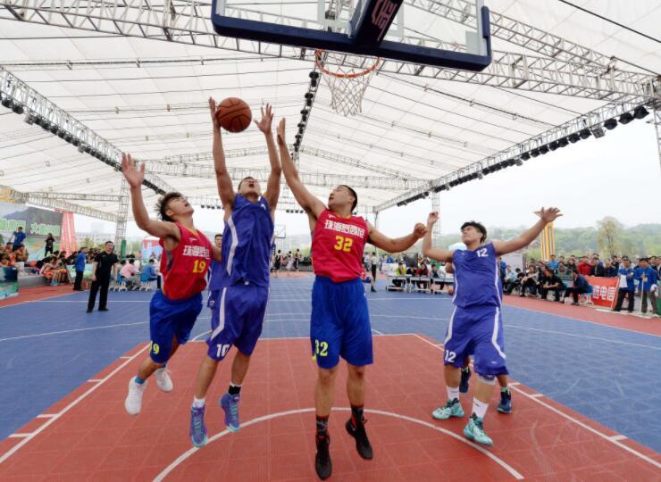 全国三人制篮球擂台赛华北分区山东夺三冠