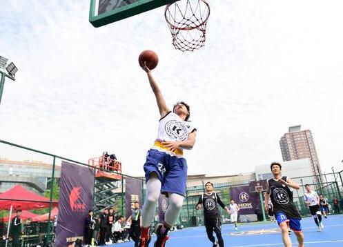 KOK篮球赛济南站落幕
