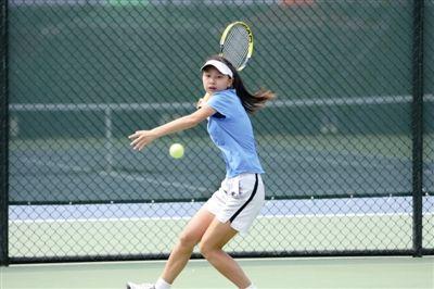 山东省网球锦标赛烟台开赛