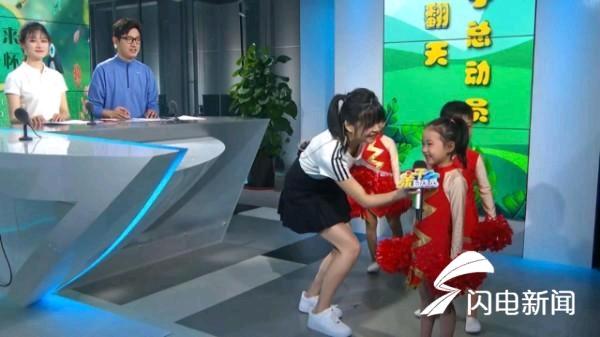 亲子总动员之宝贝们的体操运动