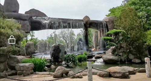 节日的泉城公园
