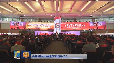 【齐鲁金融】 山东A股企业盈利首次超千亿元《齐鲁金融》20190515播出