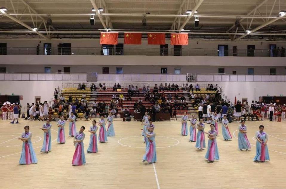 单县第二届全民健身运动会落幕