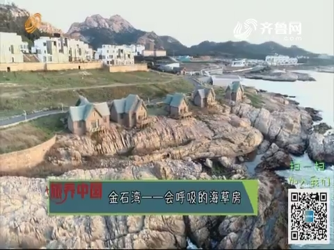20190517《旅养中国》:金石湾——会呼吸的海草房