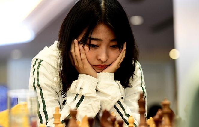 龙口市体彩杯全民健身国际象棋等级赛落幕