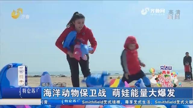 【好戏在后头】海洋动物保卫战 萌娃能量大爆发