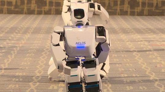 第19届山东省青少年机器人竞赛文登落幕