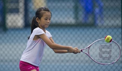 玲珑轮胎杯山东省青少年网球排名赛临沂站举行