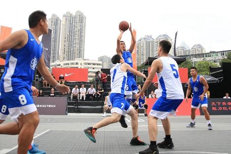 中国三对三篮球联赛德州预选赛落幕