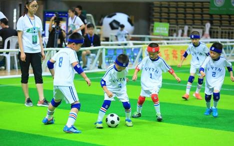 全国幼儿足球游戏暨教学成果展示大会济南举行