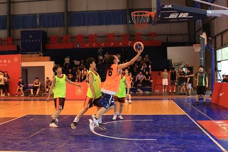 中国三对三篮球联赛山东赛区圆满落幕