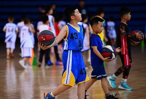 小篮球大梦想 中国小篮球联赛山东赛区U12决赛举行