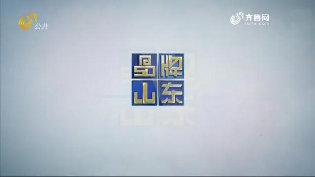2019年07月21日《品牌山东》完整版