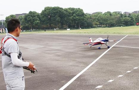 2019年山东省青少年航空航天模型锦标赛荣成举行