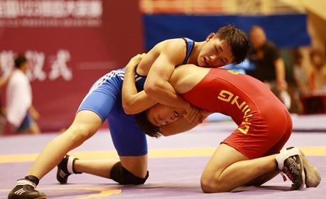 烟台市摔跤柔道协会正式成立
