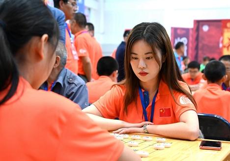 山东省第十一届万人象棋德州赛区决赛举行