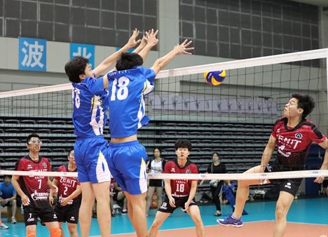 2019中国公园排球公开赛兖州站开赛